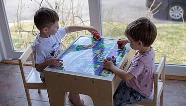 Art and Play playboards